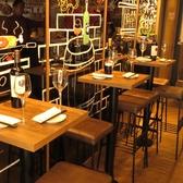 デートや女子会、誕生日会などに最適なテーブル席もご用意しております☆