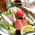 料理メニュー写真●【その3】旬魚の刺身
