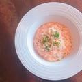 料理メニュー写真■ゴルゴンゾーラのリゾット クリーム風味