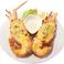 料理メニュー写真ロブスターのバター焼き(一尾)