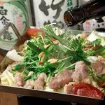 【飲み放題付き宴会コース】料理9品付き 3500円~コースをご用意しております!予約受付中です!