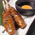 料理メニュー写真牛タンつくね串(2本入り)