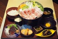 ご会食お料理は個別盛りでのご用意が可能です。