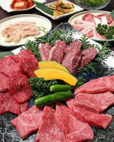 石焼ビビンバ、デザートの付な贅沢13品4980円コース (税込)(2時間飲み放題込み)