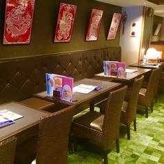 チャイニーズレストラン 虎髭 綾瀬本店の雰囲気1