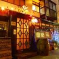 2名~36名様迄のテーブル席ご用意♪田町では珍しいお洒落なイタリアン酒場レンテッツァ。