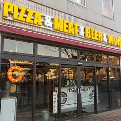 CONA コナ PIZZA&MEAT 新越谷店VARIE店の外観1