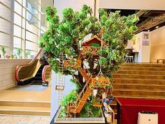 なにわのみやホテル Restaurant Bar 若竹の雰囲気1