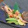 料理メニュー写真【海の宝石、シータイガー】特大シータイガーとアボカドのウニマヨ焼き