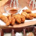 料理メニュー写真至極の鶏天