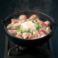 料理メニュー写真【地鶏】阿波尾鶏鍋