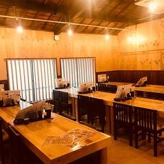 海鮮居酒屋 天ぷら番長 福島店の雰囲気1