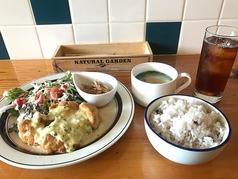 GARDEN cafe&barのおすすめ料理1