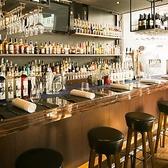 2階席はバーとしてご利用可能です♪二次会にもぴったり!ワインからカクテルまでお酒の種類も豊富にお楽しみいただけます。