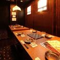 【2F】10~20名様用の個室は飲み会に最適です★ ☆各種サプライズご用意!