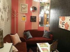 エレガントルーム♪女子会にもオススメ♪ワンランク上の大人の雰囲気のお部屋です。