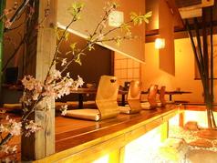 あぐら AGURA 禅楽 仙台の雰囲気1