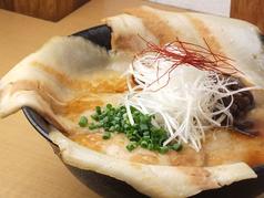 とろ肉つけ麺 魚とんの画像