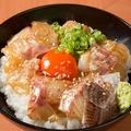 料理メニュー写真鯛めし宇和島郷土料理/鯛潮塩らーめん