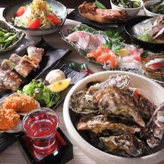 浜焼き dining カキヤの写真