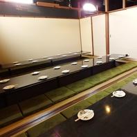 【最大80名様】[神田駅前完全個室居酒屋]自慢の宴会広場