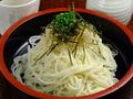 料理メニュー写真長崎 冷やし五島うどん