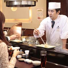 【カウンター席:2名様】カップルやご友人同士などにも♪お気軽におすすめ料理をお尋ねください♪