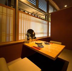 個室北海道極食材 籠家 かごや 札幌駅南口本店の雰囲気1