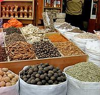 ネパールでは毎日の食事に欠かせないスパイス