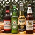 料理メニュー写真◆肉バル必須!ビールも多数ご用意!◆