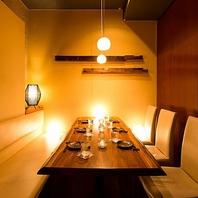完全個室で味わう本格九州料理と地酒が親睦を深める