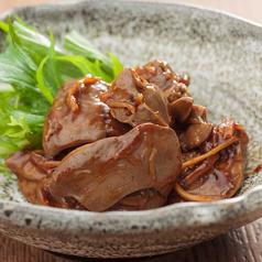 料理メニュー写真薩摩仕込み 鶏レバーの旨醤油煮