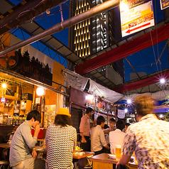 スカイビアテラス Hula Grill フラグリル 新宿店の雰囲気1