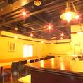 別館2階パーティスペース 1500円~貸切可大型モニターなど設備も充実♪【横浜貸切パーティー最安値】