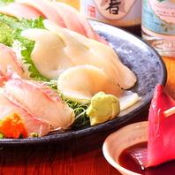 豊洲で毎日厳選している新鮮な海鮮