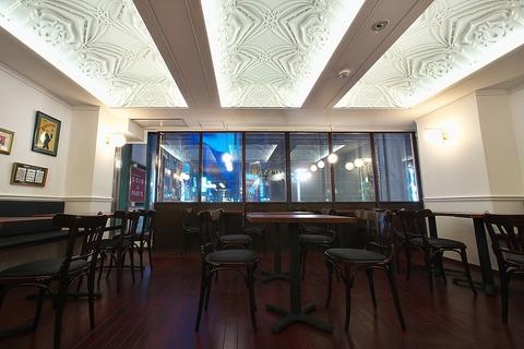 紺屋町の気軽に立ち寄れるビストロカフェ☆2階の隠れ家的なお店で美味しい料理を!