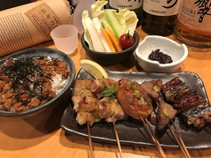 創作串焼 詩穏のおすすめ料理1