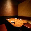 【自慢の全席個室】プライベート利用や宴会シーンにも最適な個室のお席をご用意しております!2名様の個室や中団体、会社宴会などの団体様にぴったりな掘りごたつ個室も!《すすきの/居酒屋/海鮮/飲み放題/会社宴会/団体貸切》