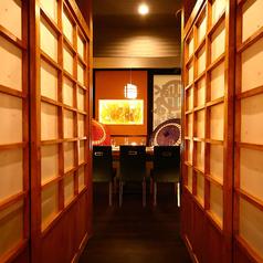 薩摩吉兆 八重洲店の雰囲気1
