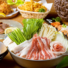 熟成魚vs熟成肉 ジパング ZIPANGのコース写真