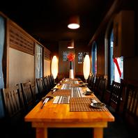 町田で居酒屋なら!!テーブル個室は最大20名様までOK♪