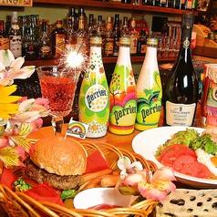 Jamming Dining ジャミング ダイ二ングのコース写真
