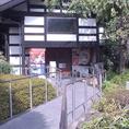 そばと和食の「神楽本店」2階が「リストランテ谷澤」となっております。(入口は同じです)
