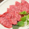 料理メニュー写真issaのカルビ/五種の塩カルビ