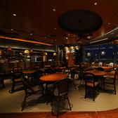 アジアンリゾートをイメージしたオシャレな店内でゆったりとした時間・お食事をお楽しみください