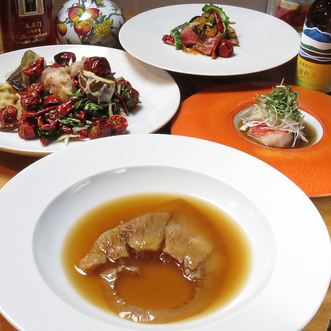 中国料理 川