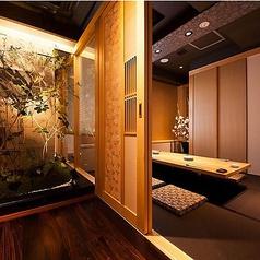 博多串焼き 野菜巻き 鍋 居酒屋 なまいき 上野店の雰囲気1