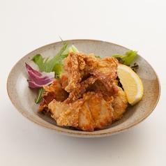 料理メニュー写真あじわい丹波鶏の唐揚げ