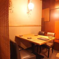 落ち着いた雰囲気の大人の蕎麦居酒屋です。