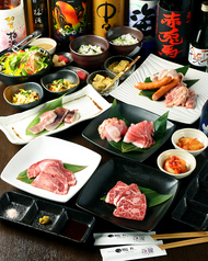 飛騨牛焼肉・にくなべ屋 朧月 豊田キタ町店のおすすめ料理1